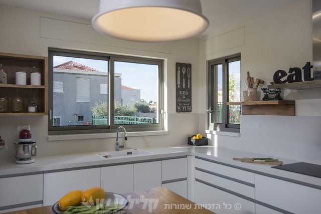 Klil office Kitchen window 7500