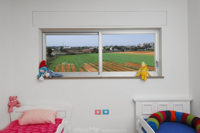 children's room window