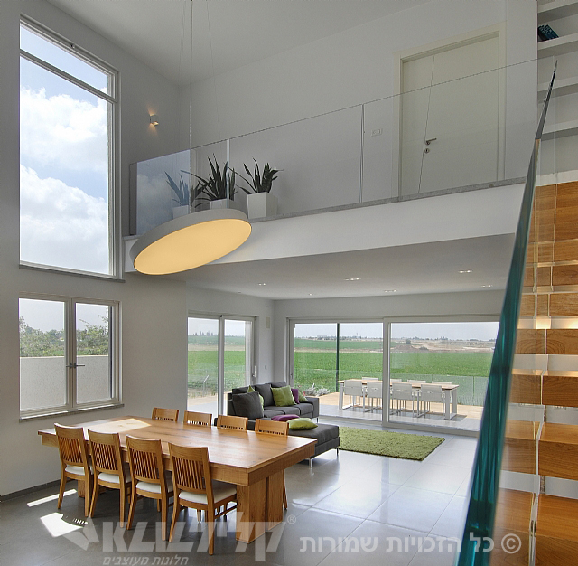 Designed sliding doors