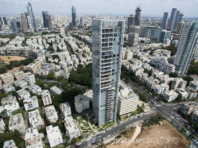 Remez Tower- Tel Aviv