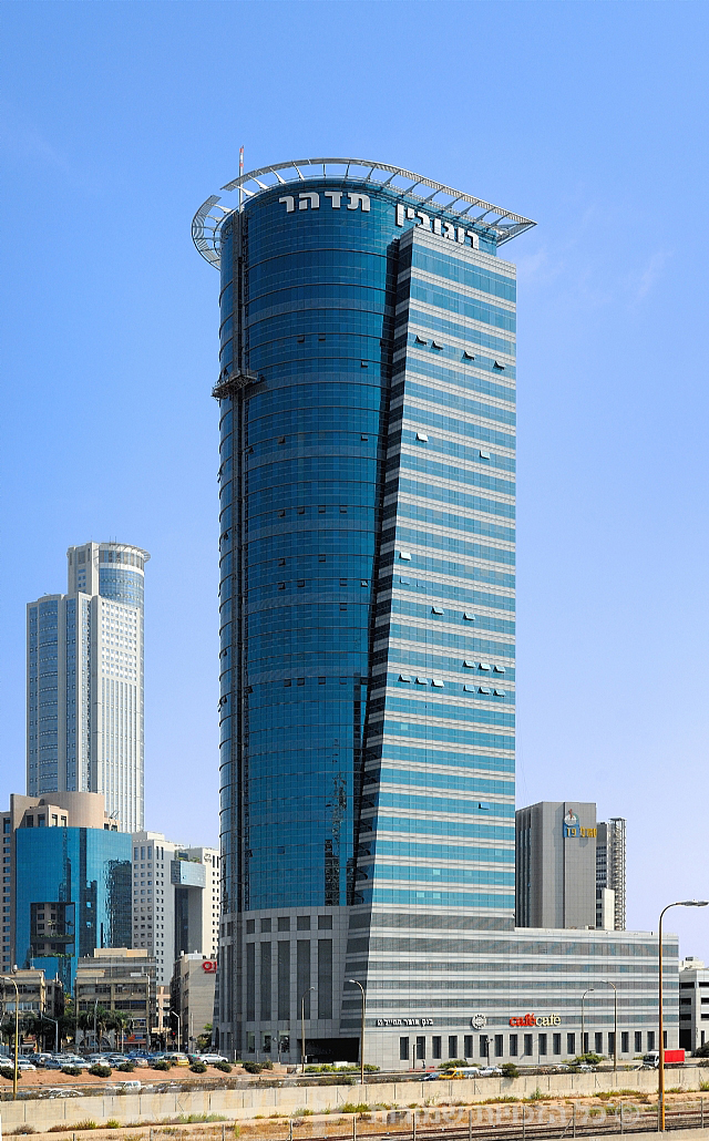 Ayalon Towers-Tel Aviv