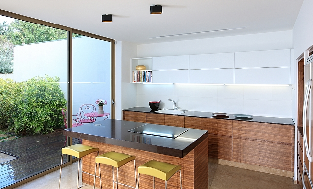 Designed kitchen Klil