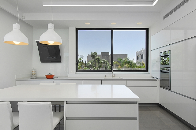 Sliding windows-kitchen