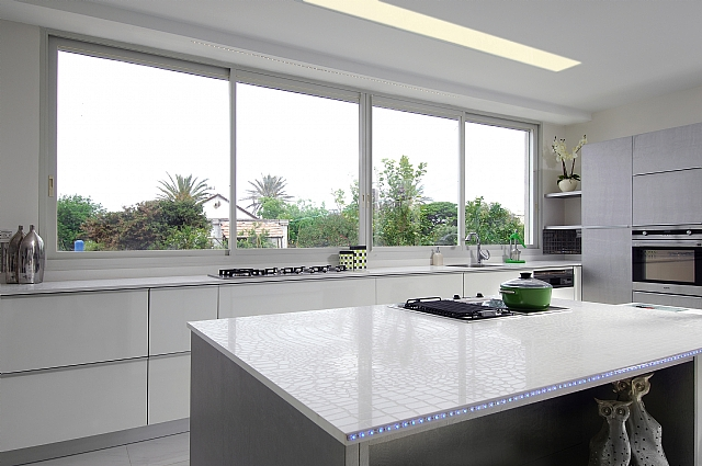 classic window 7000 -kitchen