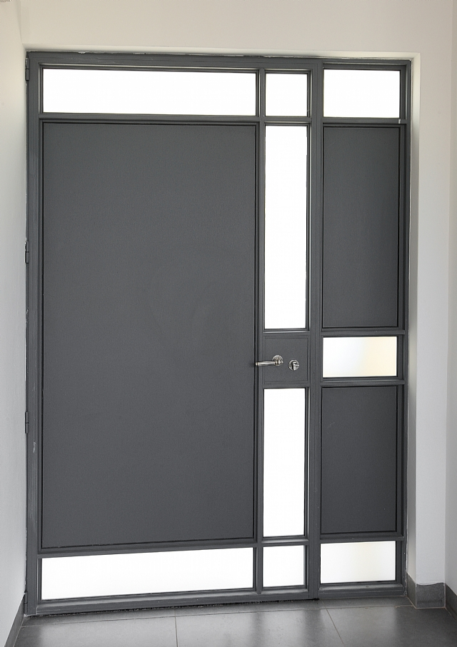 Belgian door for the Entrance