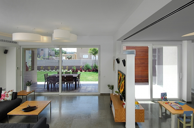 Klil touch sliding doors